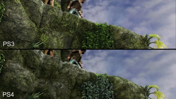 Uncharted Remastered - PS4 vs PS3 (10)