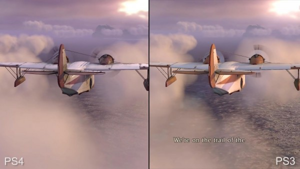 Uncharted Remastered - PS4 vs PS3 (1)
