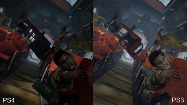 Uncharted Remastered - PS4 vs PS3 (12)