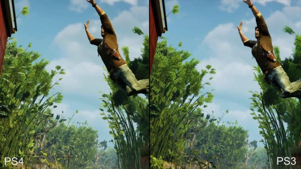 Uncharted Remastered - PS4 vs PS3 (15)