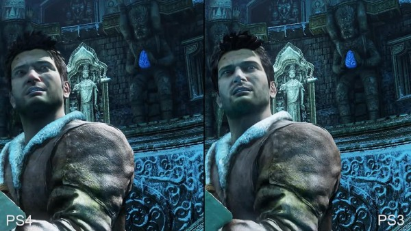 Uncharted Remastered - PS4 vs PS3 (16)