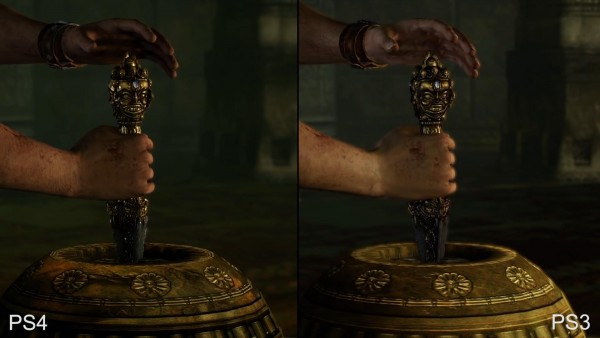 Uncharted Remastered - PS4 vs PS3 (17)
