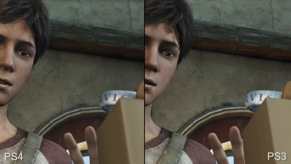 Uncharted Remastered - PS4 vs PS3 (19)