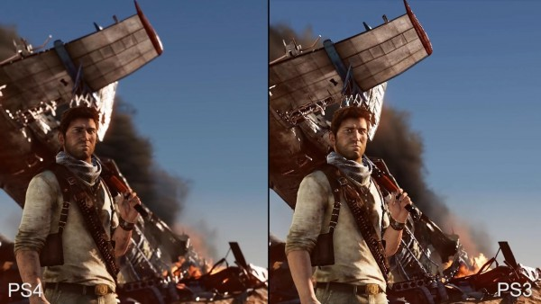 Uncharted Remastered - PS4 vs PS3 (22)