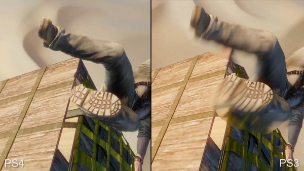 Uncharted Remastered - PS4 vs PS3 (23)