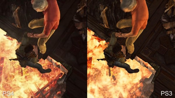 Uncharted Remastered - PS4 vs PS3 (24)
