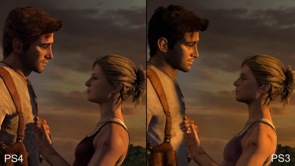 Uncharted Remastered - PS4 vs PS3 (4)