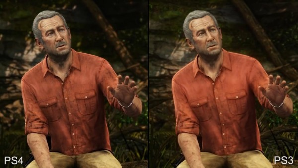 Uncharted Remastered - PS4 vs PS3 (5)