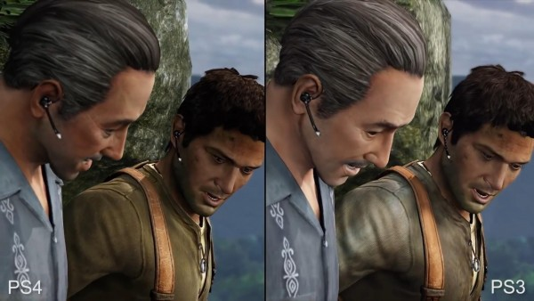 Uncharted Remastered - PS4 vs PS3 (6)