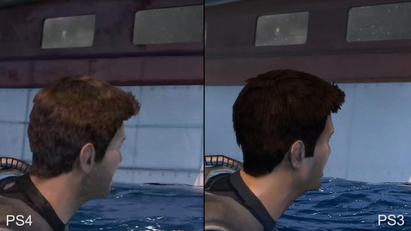 Uncharted Remastered - PS4 vs PS3 (8)