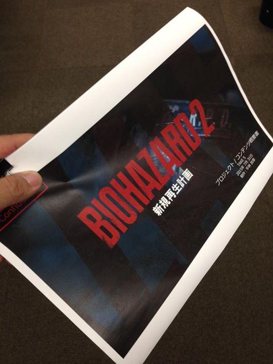 Hirabayashi akhirnya mengajukan konsep Resident Evil 2 Remake di depan para petinggi Capcom.