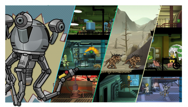 Setelah harus menahan rasa penasaran, pengguna Android akhirnya bisa menjajal Fallout Shelter secara langsung!