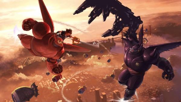 Big Hero 6 resmi bergabung di Kingdom Hearts 3!