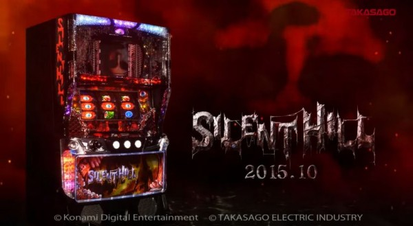 Setelah Castlevania, Silent Hill kini jadi tema utama mesin judi Pachinko milik Konami.