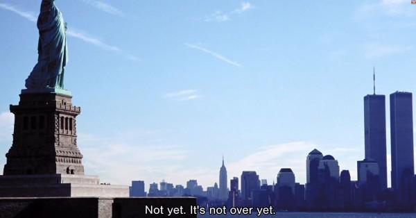 Clue 9/11 di cuplikan Mission 51 yang sempat menjadi pembicaraan di dunia maya beberapa waktu lalu.