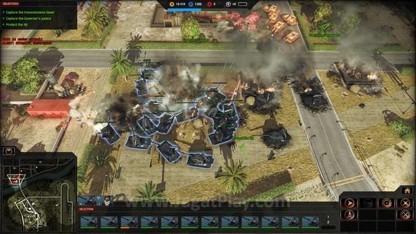 Act of Aggression mengembalikan serunya RTS klasik dalam era modern