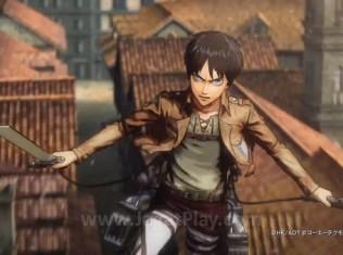 Attack on Titan PS4 4