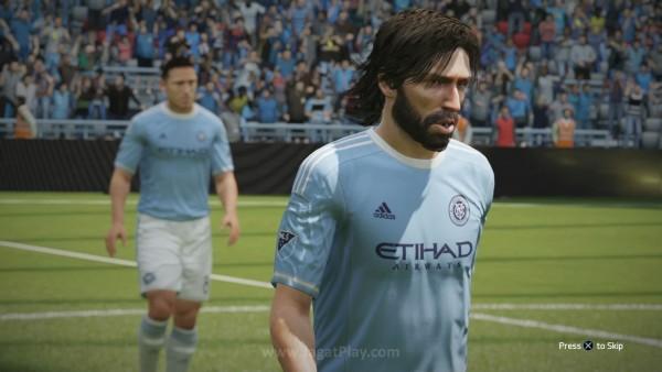 FIFA 16 Intros