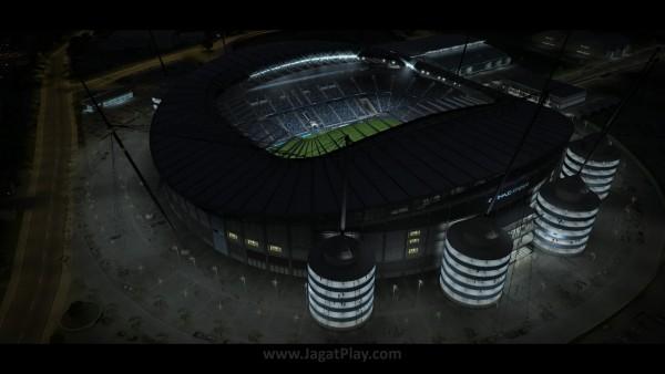 FIFA 16 Kick Off 1-1 MCI V MUN, 1st Half