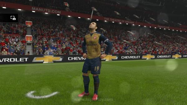 FIFA 16 Kick Off (In Menus)