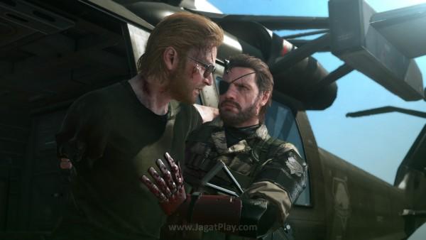 Untungnya, ia berhasil selamat. Dengan kombinasi bantuan Ocelot dan Miller, Big Boss kembali membangun kekuatan dengan fokus - menghentikan XOF yang dikepalai oleh Skull Face.