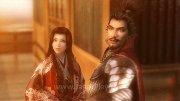 Ambisi Nobunaga dalam kualitas HD!