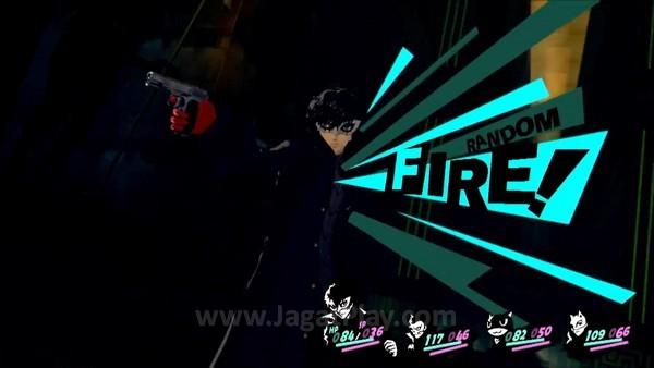 Persona 5 TGS 2015 PV (31)