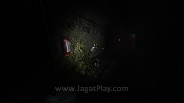 Bila Anda takut gelap, sebaiknya jangan main game ini