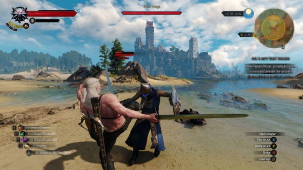 The witcher 3 hearts of stone  (2)
