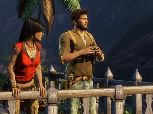 Uncharted Remastered demo 231