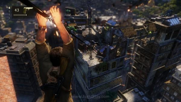 Bluepoint Games membuktikan tajinya sebagai developer game Remaster yang tak sembarangan.