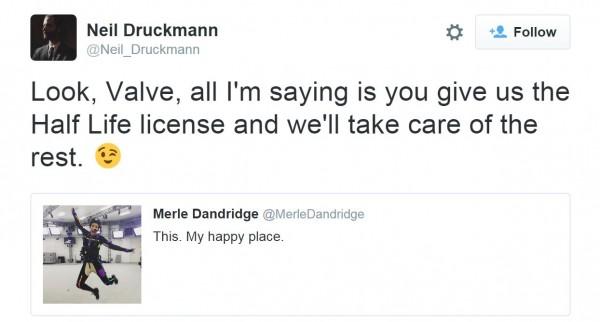 Neil Druckmann - otak di balik Uncharted 4 dan The Last of Us mengajukan