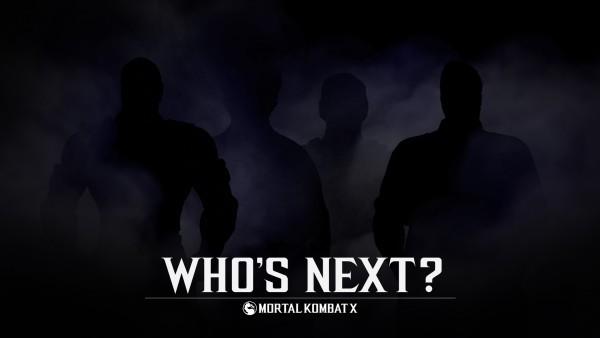 Netherrealm siap meluncurkan 4 petarung baru untuk MKX di tahun 2016 mendatang. Sebuah gambar siluet juga dirilis via Twitter.