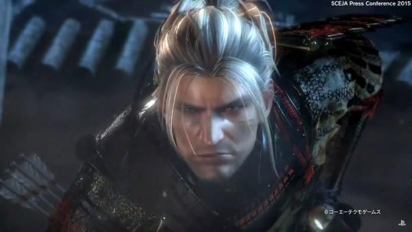 Karakter mirip Geralt dari The Witcher, gameplay mirip kombinasi Onimusha dan Dark Souls, inilah Nioh - game eksklusif PS4 terbaru dari Koei Tecmo.