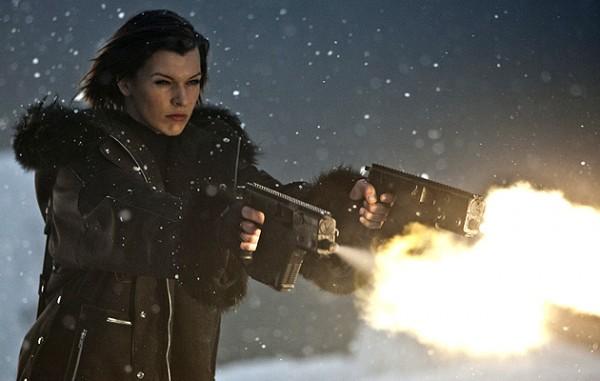 Seri terakhir film Resident Evil akan kembali ke Raccoon City.