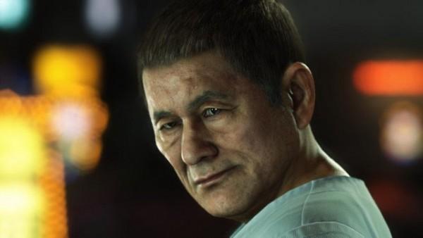 Yakuza 6 memperlihatkan detail karakternya lewat sosok Takeshi Kitano, wajah yang tak asing lagi bagi kita yang sering menonton acara televisi Benteng Takeshi!