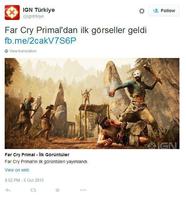 Namun usaha Ubisoft untuk tampil