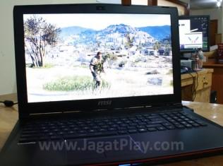 PlayTest MSI GP62 2QE 1