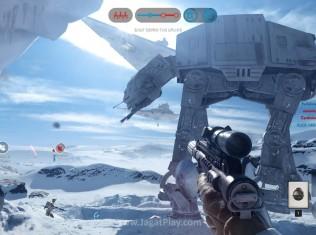 Star Wars Battlefront Beta 44