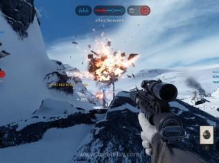Star Wars Battlefront Beta 53