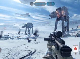 Star Wars Battlefront Beta 57