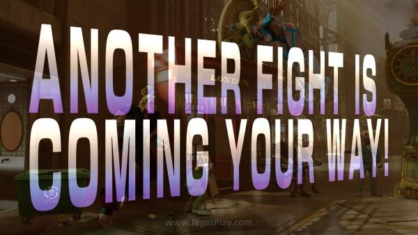 Masa beta yang masih bermasalah. Butuh waktu lama untuk bertarung melawan player lain secara online.