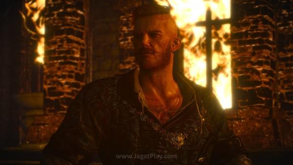 Misi perburuan monster yang diminta oleh Olgried Von Everec membawa Geralt masuk ke dalam pusaran takdir yang sulit.