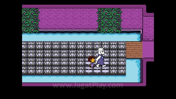Pada game ini, monster tidak melulu jahat