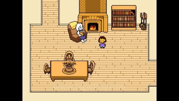 Bahkan monster di bawah tanah pun punya rumah yang nyaman
