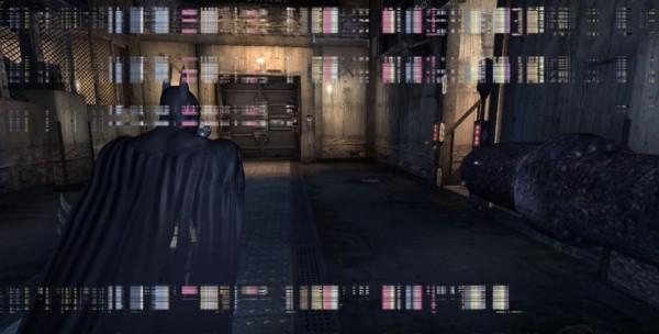 arkham asylum glitch