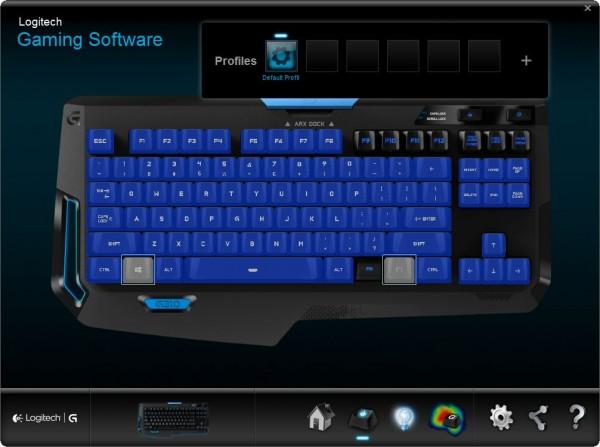 Atlas Dawn hadir tanpa fungsi Makro. Namun bukan berarti, dukungan perangkat lunak tak menghadirkan fungsi keren untuk keyboard ini. Lewat Game Mode yang ada, Anda bisa memastikan tuts tertentu tak bisa berfungsi - meminimalisir kesalahan fatal ketika gaming.