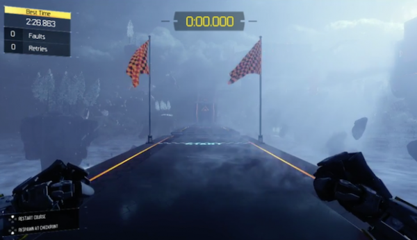 Berusaha membuat gamer familiar dengan sistem gerakan yang ada, Black Ops 3 menawarkan mode
