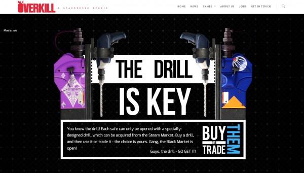 Memperkenalkan sistem ala CS: GO, ragam skin baru senjata Payday 2 kini tersimpan di dalam brankas yang bisa didapatkan secara acak. Berita buruknya? Anda harus membeli