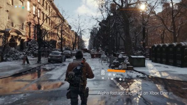 the division weather